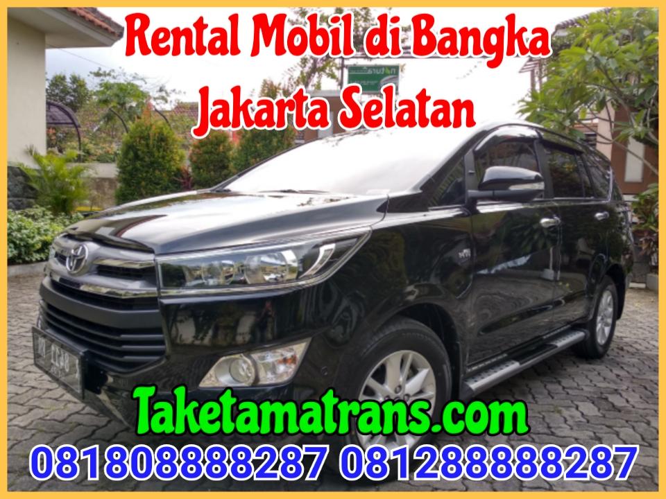 Rental Mobil di Bangka Jakarta Selatan