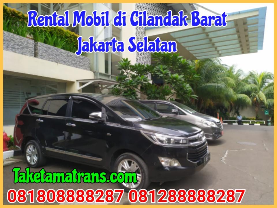 Rental Mobil di Cilandak Barat Jakarta Selatan