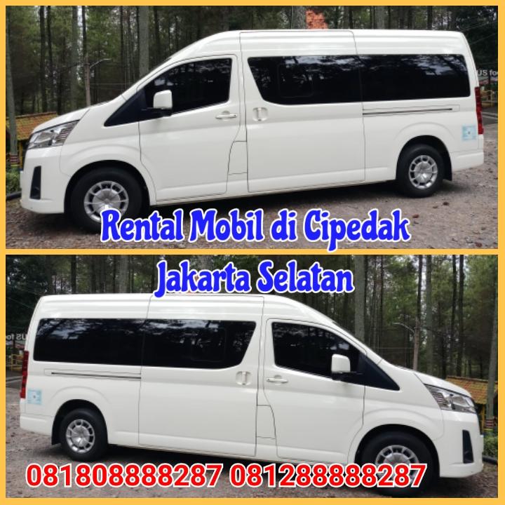 Rental Mobil di Cipedak Jakarta Selatan