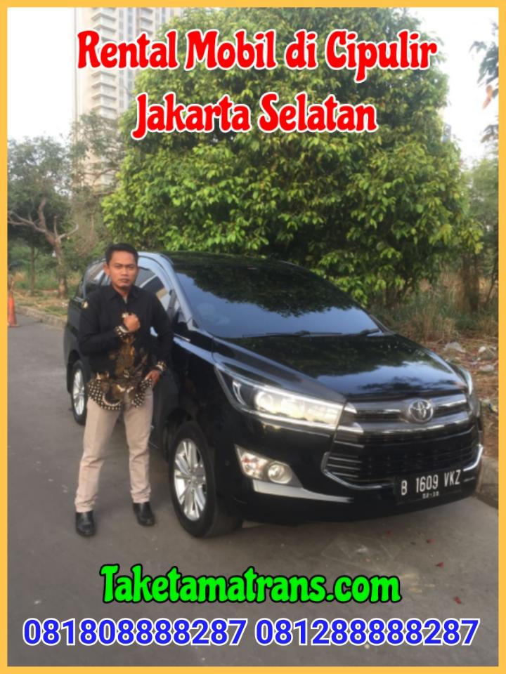 Rental Mobil di Cipulir Jakarta Selatan
