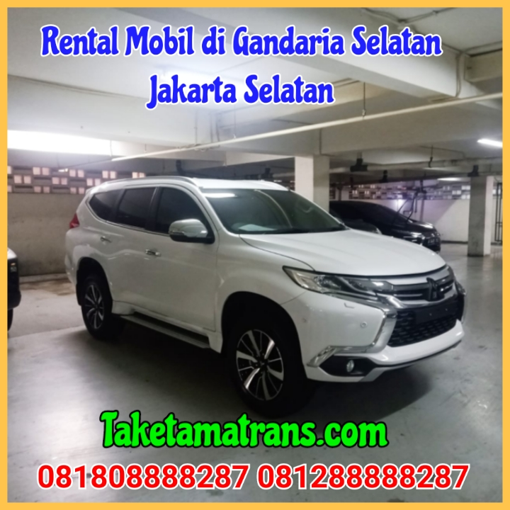 Rental Mobil di Gandaria Selatan Jakarta Selatan