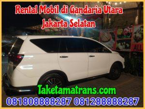 Rental Mobil di Gandaria Utara Jakarta Selatan