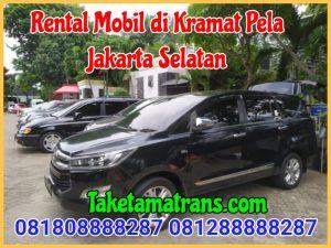 Rental Mobil di Kramat Pela Jakarta Selatan