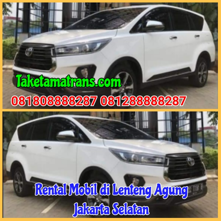 Rental Mobil di Lenteng Agung Jakarta Selatan