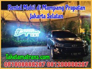 Rental Mobil di Mampang Prapatan