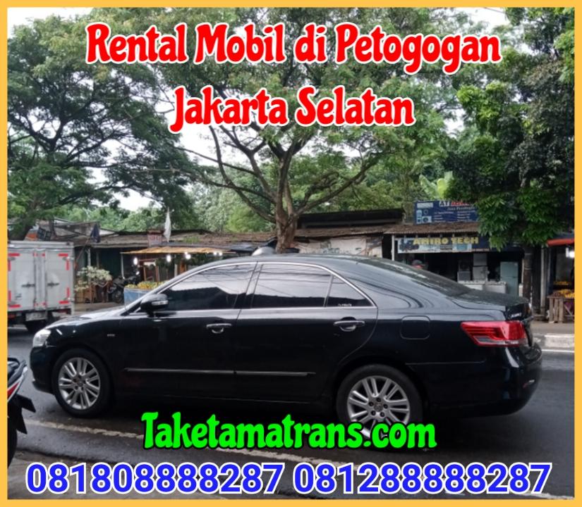 Rental Mobil di Petogogan Jakarta Selatan