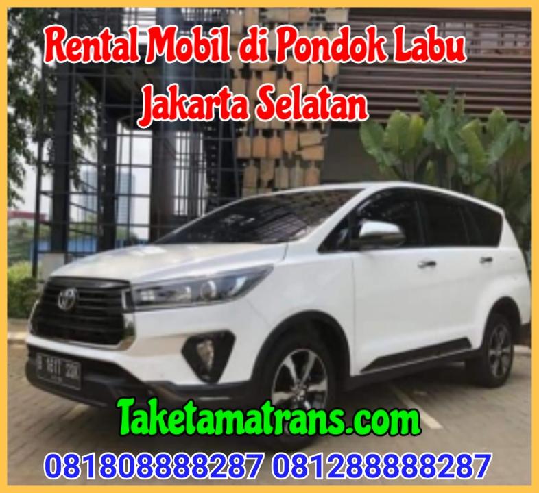 Rental Mobil di Pondok Labu Jakarta Selatan