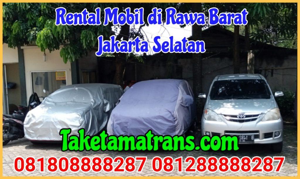 Rental Mobil di Rawa Barat Jakarta Selatan