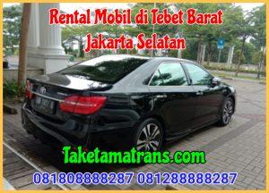 Rental Mobil di Tebet Barat